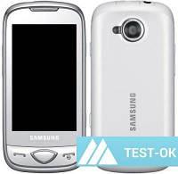 Корпус Samsung S5560   белый