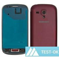 Корпус Samsung I8190 Galaxy SIII mini | черный