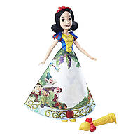 Кукла Белоснежка с волшебной юбкой. Disney Princess Snow White's Magical Story Skirt