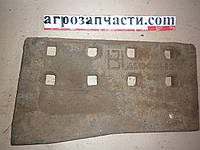 Нож отвала боковой (левый правый) 80-52-59 (60)