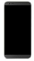 Дисплей (экран) для HTC 620G Desire Dual Sim + с сенсором (тачскрином) и рамкой серый Оригинал
