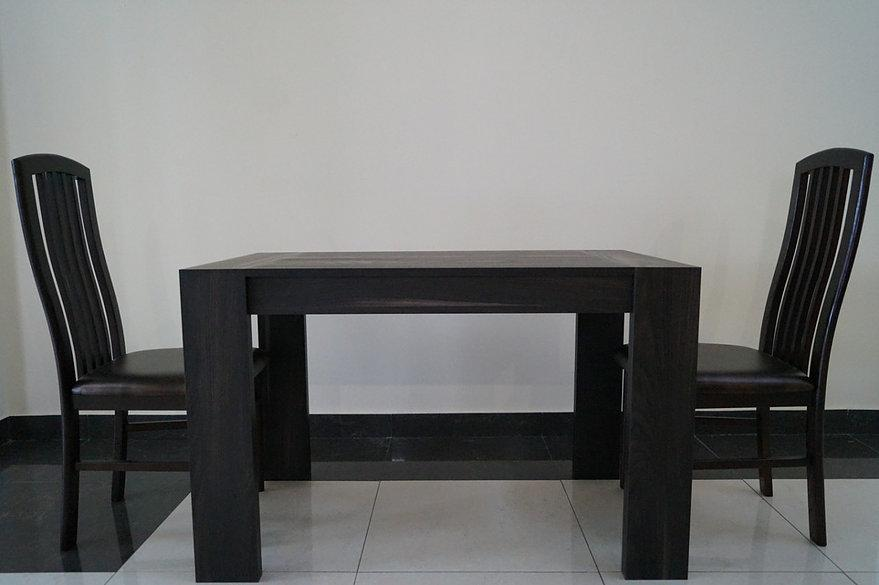 Обеденный комплект стул Жан и стол Модерн