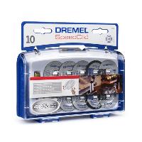 Набор насадок для резки Dremel SpeedClic SC690 (2615S690JA)
