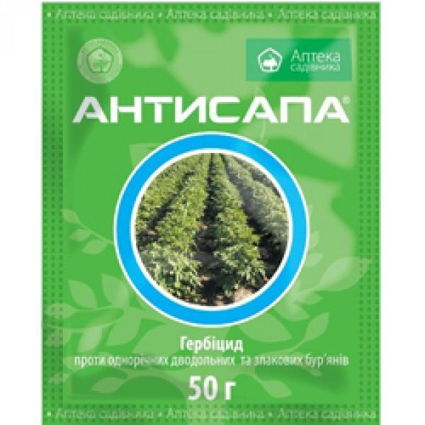 Антисапа 50 мл 12487 Аптека Садівника
