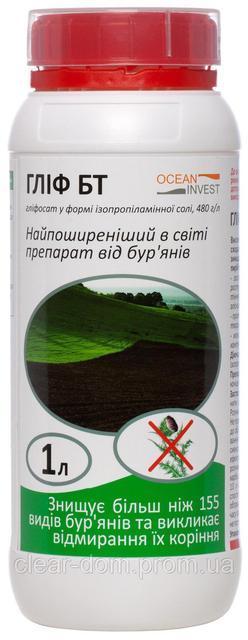 Гліф гербіцид 1 л Гліф