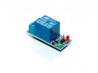 Arduino релейний модуль 2 каналу реле
