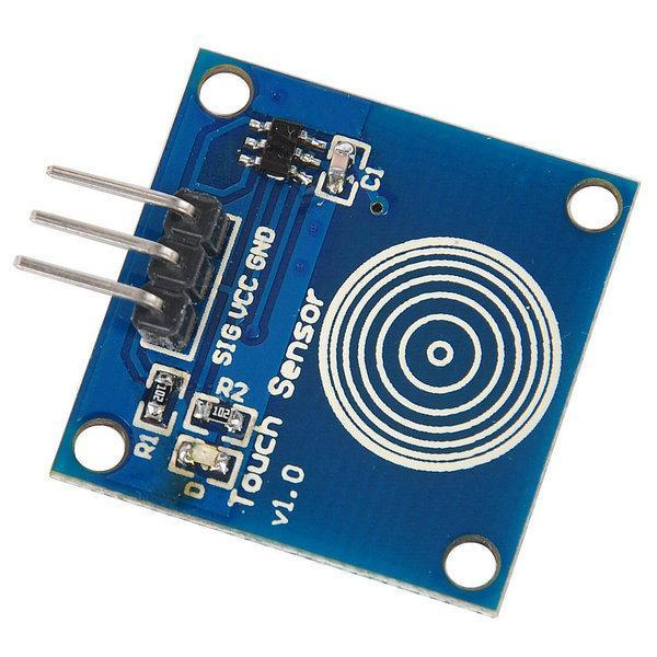 Сенсорный датчик ttp223b
