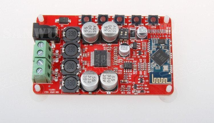 TDA7492P стерео усилитель с Bluetooth 4.0, 25 + 25 Вт