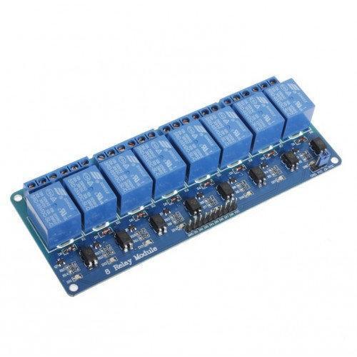 Блок реле 8 каналов Arduino