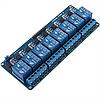 Блок реле 8 каналов Arduino, фото 2