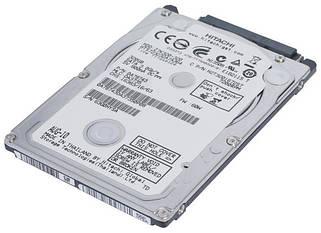 """Жесткие диски б/у 2.5"""" для ноутбука"""