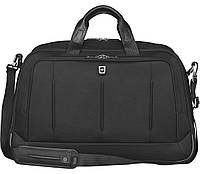 "Cумка VICTORINOX TRAVEL VX ONE/Black  с отделом  для ноутбука 15,6"", размер (37л), (54x34x20)"