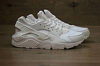 Мужские кроссовки Nike Huarache White (40, 41, 42, 43, 44, 45 размеры)
