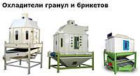 Охладители гранул и брикетов