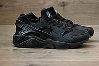 Мужские кроссовки Nike Huarache Black (40, 41, 42, 43, 44, 45 размеры)