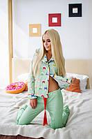 Пижама 100% хлопок(разные принты)