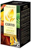 Чай Curtis Ассорти Чайная Коллекция 4 вкуса\ Ассорти 24 пак.