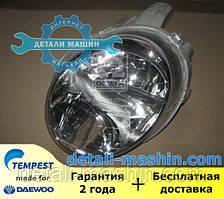 Фара ліва Матіз 01 (електрична) (пр-во TEMPEST) 020 0141 R3C Daewoo MATIZ