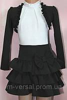 Школьный костюм для девочки, фото 1