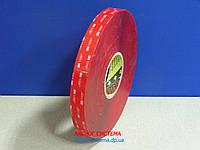 3M™ VHB™ 4910 - Акриловый двухсторонний скотч 3M (клей в ленте) прозрачный, 12,0х1,0 мм, рулон 33 м