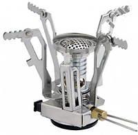 Горелка газовая складная с пьезо Tramp TRG-009