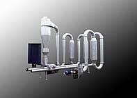 Сушилка пневматическая для сушки опилок, лузги СП-05