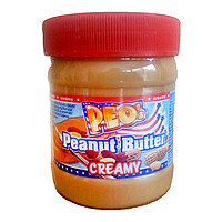 Арахисовая паста Peo's peanut butter creamy Германия 340г