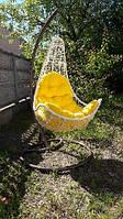 """Качеля, кресло, кокон - подвесное для дома и офиса """"Лина"""""""