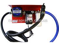МиниАЗС 220В 70л/мин (для грузовых авто) с механическим счетчиком для диз топлива, ADAM PUMPS Италия