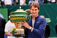 Седьмой титул Роджера Федерера в Галле