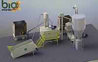 Линия по производству гранул (Украина)