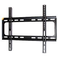 Крепеж DINGNUO B45 черный 26 - 55 дюймовый универсальный настенный кронштейн для LED телевизоров прочный