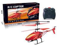 Р.У.Вертолет 088 метал.,с гироскопом,свет,аккум.USB кор.30*7*15 см