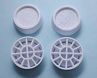 Подкладка под ножку стиральной машины (комплект 4шт.) Whirlpool 484000008808