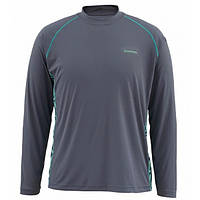 Solarflex Shirt Tri Geo Nightfall M блуза Simms