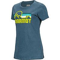 Футболка Marmot Wmn Coastal Tee SS