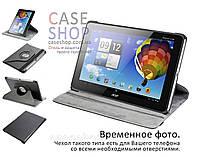 Откидной чехол для Acer Iconia Tab A3-A10 с разворотом на 360 градусов