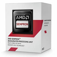 S-AM1 AMD Sempron X2 2650 BOX (SD2650JAHMBOX)