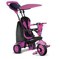 Велосипед Smart Trike Spark 4 в 1 Розовый (6751200)