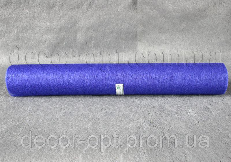 Флізелін синій 50см/ 10ярд арт.28
