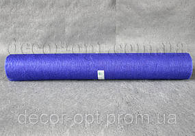 Флизелин синий 50см/ 10ярд арт.28
