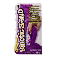 Песок для детского творчества Kinetic Sand Color Фиолетовый 680 г (71409P)
