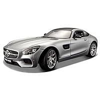 Автомодель Maisto Mercedes-Benz AMG GT 1:24 Серебристый (31134 silver)