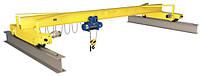 Кран мостовой опорный электрический г/п 2т