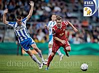 Искусственная футбольная трава Soccerpro max s 50