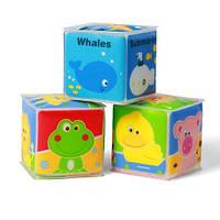 Набор мягких кубиков BabyOno 894