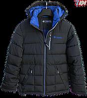 Мужские зимние спортивные куртки  Columbia P.p L-4XL (46-54) 5 шт