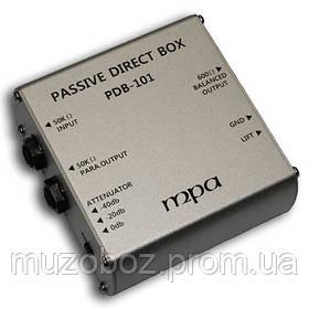 Пассивный ди бокс Paxphil PDB101
