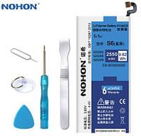 Аккумулятор Nohon для Samsung SM-G920F Galaxy S6 (ёмкость 2550mAh)