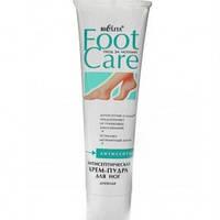 FOOT CARE Крем-пудра - Для ніг антисептична, 100 мл